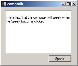 computer talker