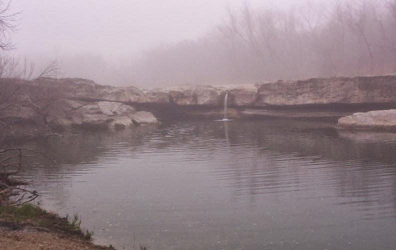 Austin TX Mckinney Park   lower mckinney falls 2