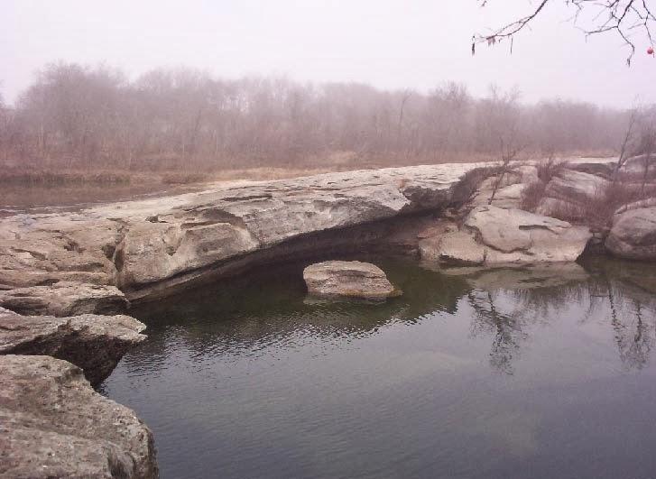Austin TX Mckinney Park   upper mckinney falls