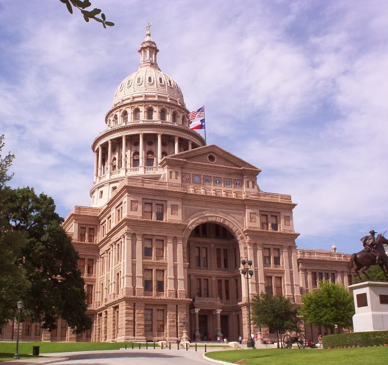 State Capitol building in Austin TX 2