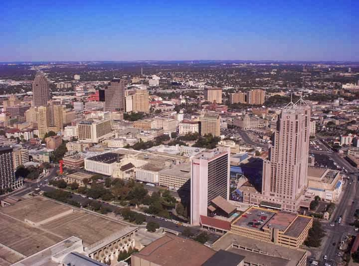 San Antonio texas   The City