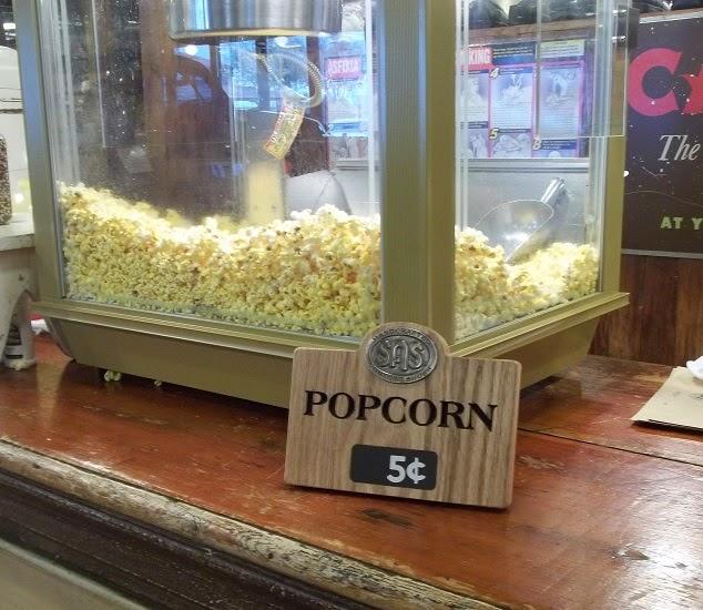 5 cent popcorn