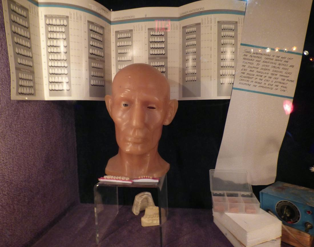 building a wax sculpture part 3