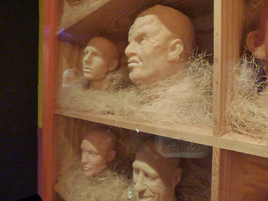 wax heads