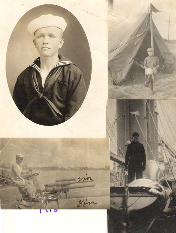 Richard Roy Cosby 1917 1918