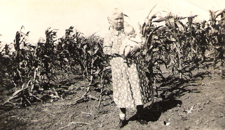 Dora Tutt Dobson Hill Date Unknown in Big Spring Texas