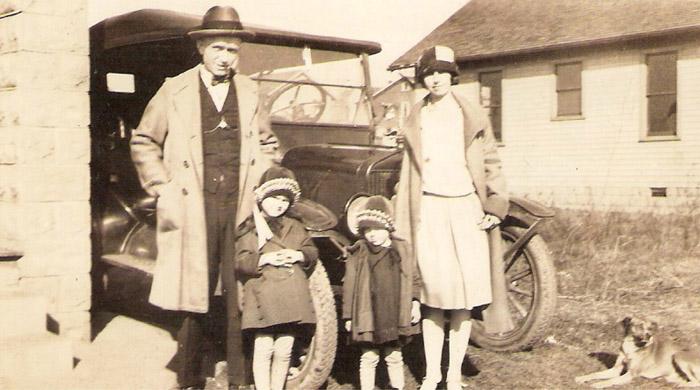 RR Cosby Savana Bertha Leola Mary Elizabeth 1928 a