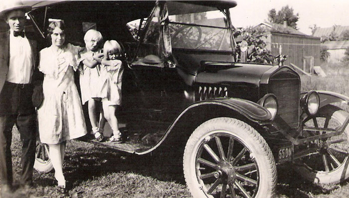RR Cosby Savana Bertha Leola Mary Elizabeth 1928 b