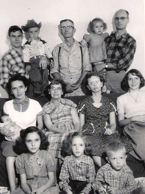 James and Jean Dobson Family b