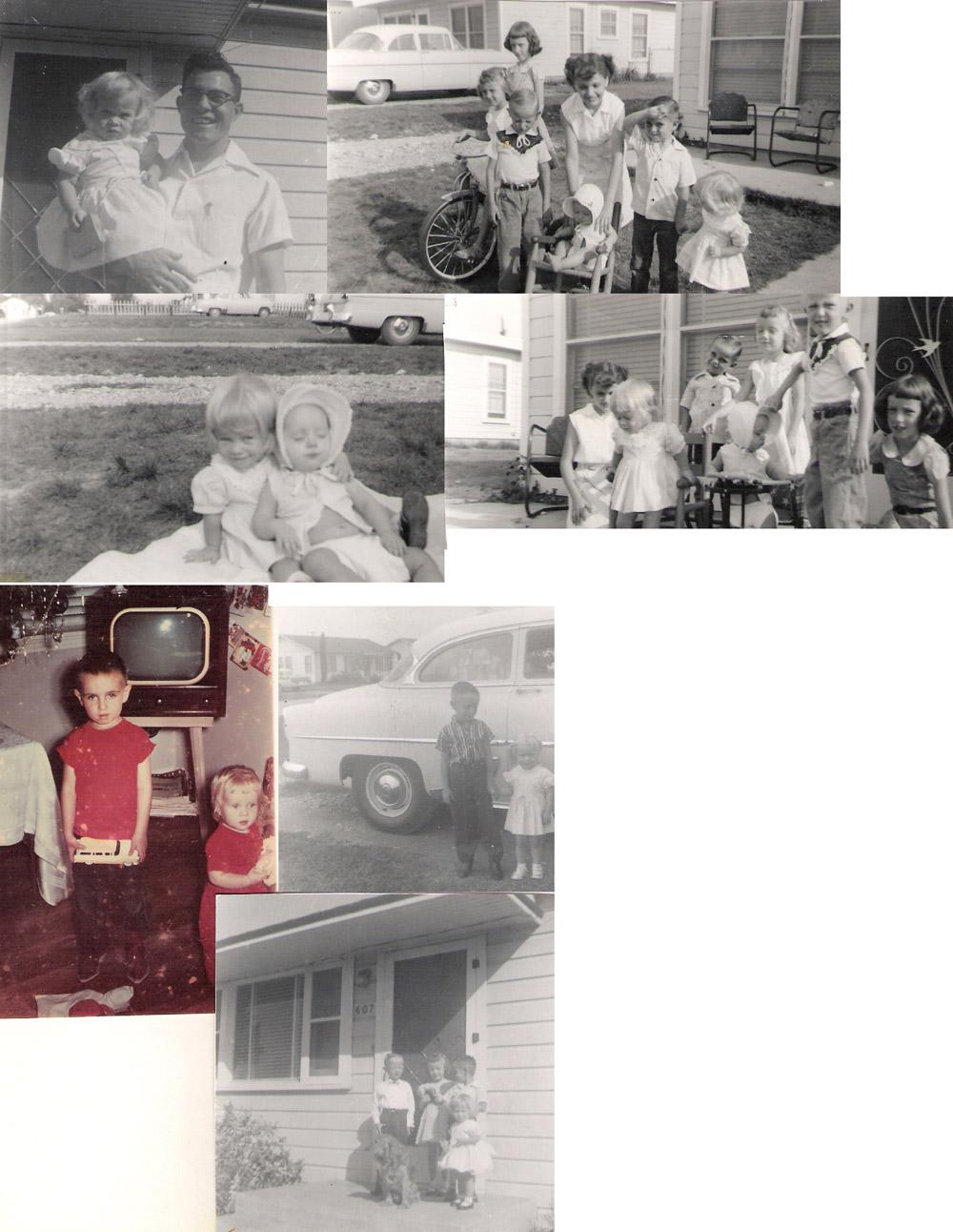 Clifton and Mary Lynn Dobson 1955