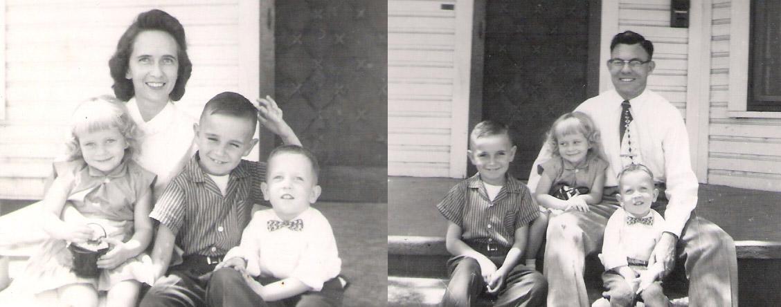 Clifton Mary Lynn Richard Jean James Dobson 1959