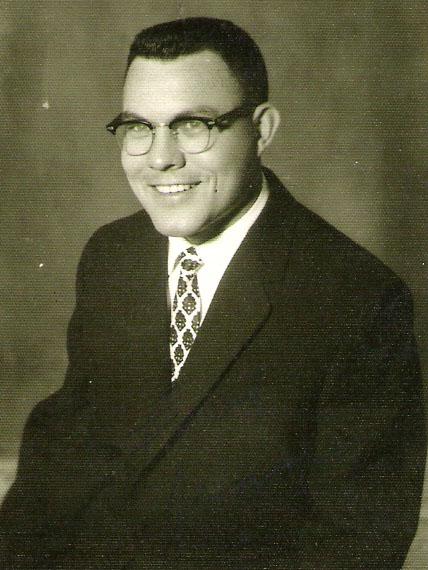 James Earl Dobson circa early 1960s