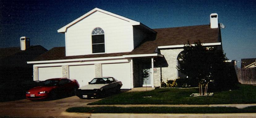 first home in watauga