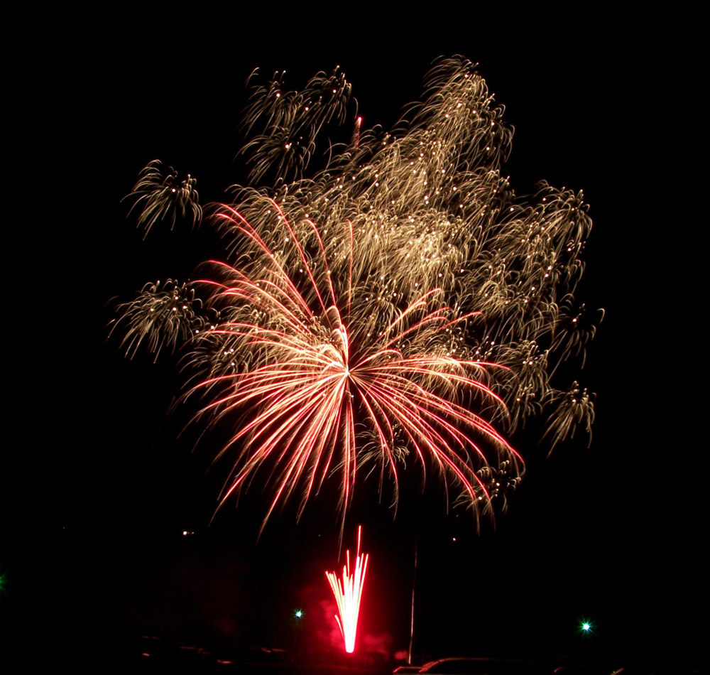 regional park new years eve fireworks