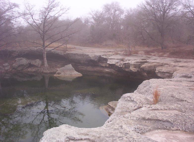 Austin TX Mckinney Park   upper mckinney falls 3