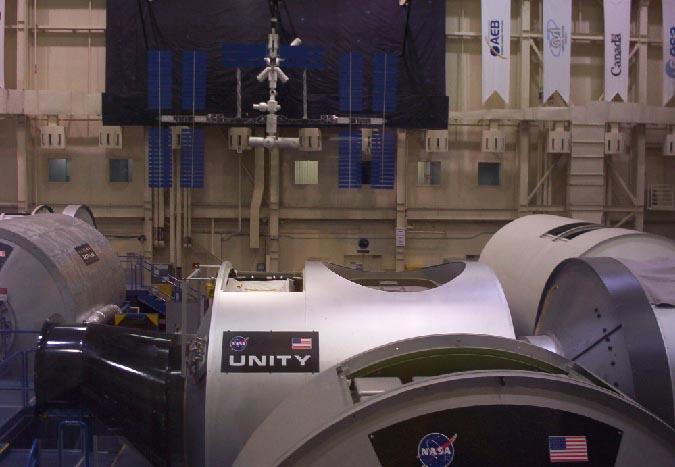 houston texas   NASA astronaut training facility