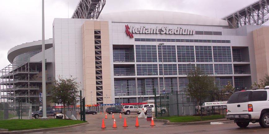 houston texas   reliant stadium