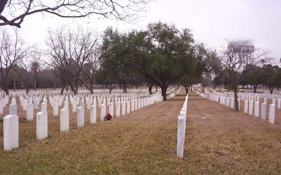 San Antonio Texas   national cemetery 2