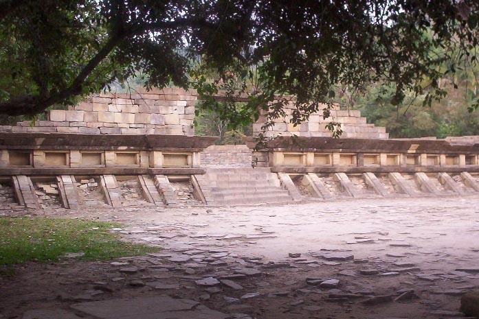 El Tajin veracruz mexico   Gran Xicalcoliuhqui