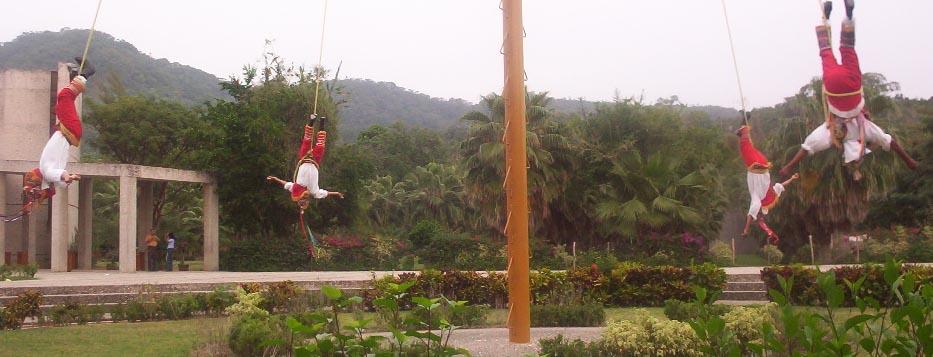 El Tajin veracruz mexico   Los Voladores 3