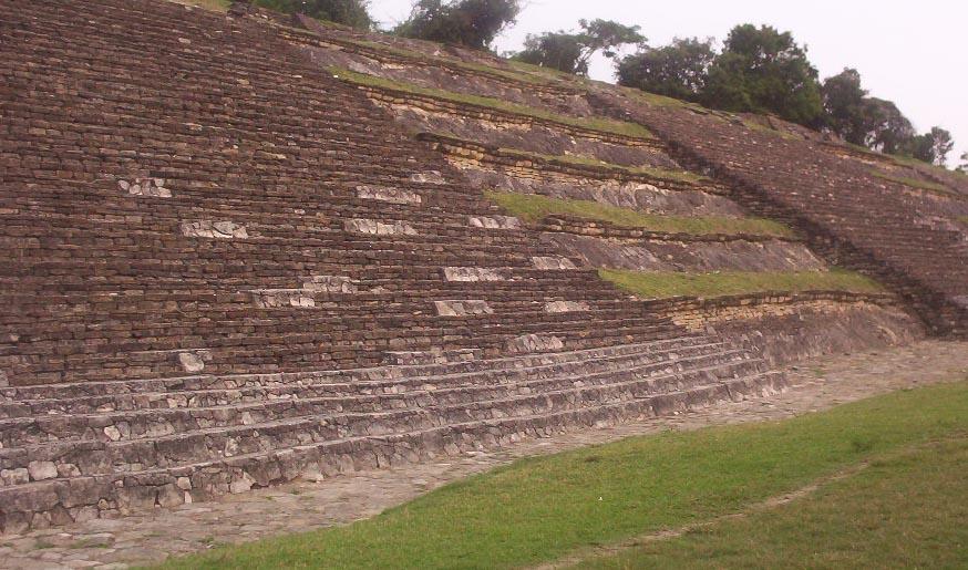 El Tajin veracruz mexico   More Ruins
