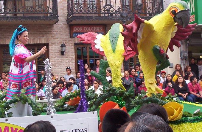 Matamoros Tamaulipas Mexico   Charros Parade   BirdFloat