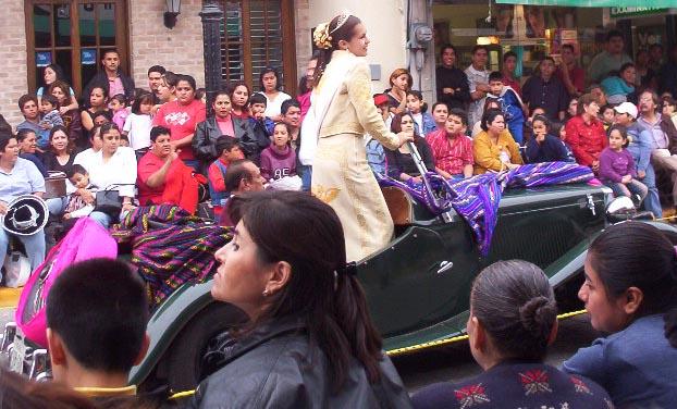 Matamoros Tamaulipas Mexico   Charros Parade   Cool Car