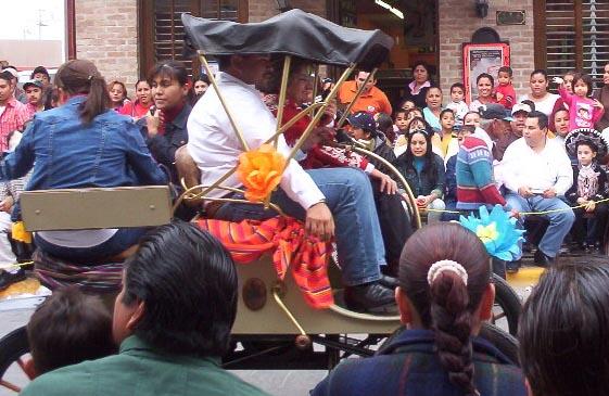 Matamoros Tamaulipas Mexico   Charros Parade 1