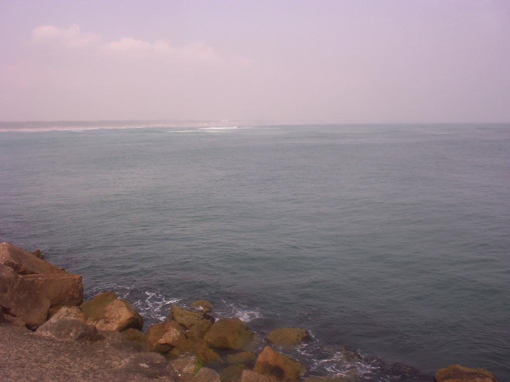 Tampico Tamaulipas Mexico   Beach From Pier 2