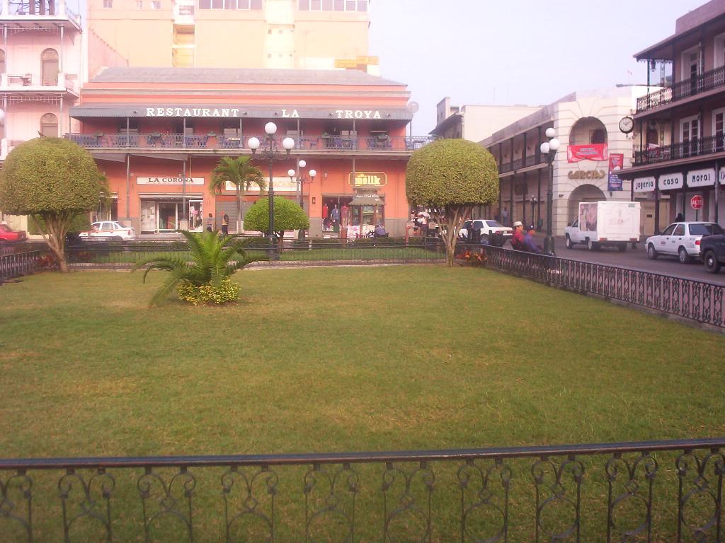 Tampico Tamaulipas Mexico   Our Hotel   The Pasado Del Rey