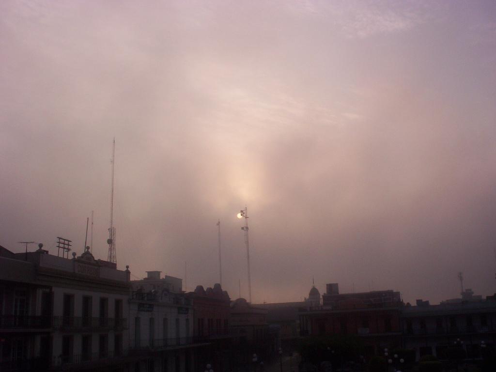 Tampico Tamaulipas Mexico   Sun Rising