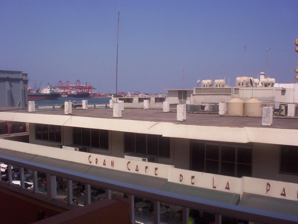 Veracruz Mexico   Harbor