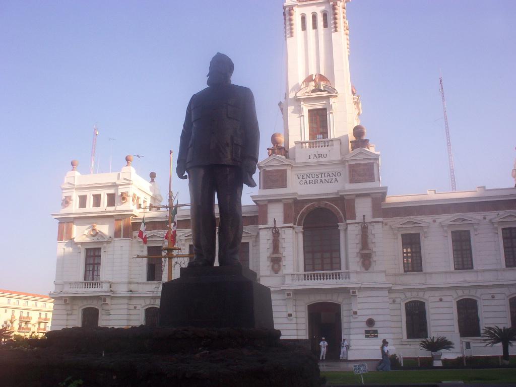 Veracruz Mexico   Venustiano Carranza