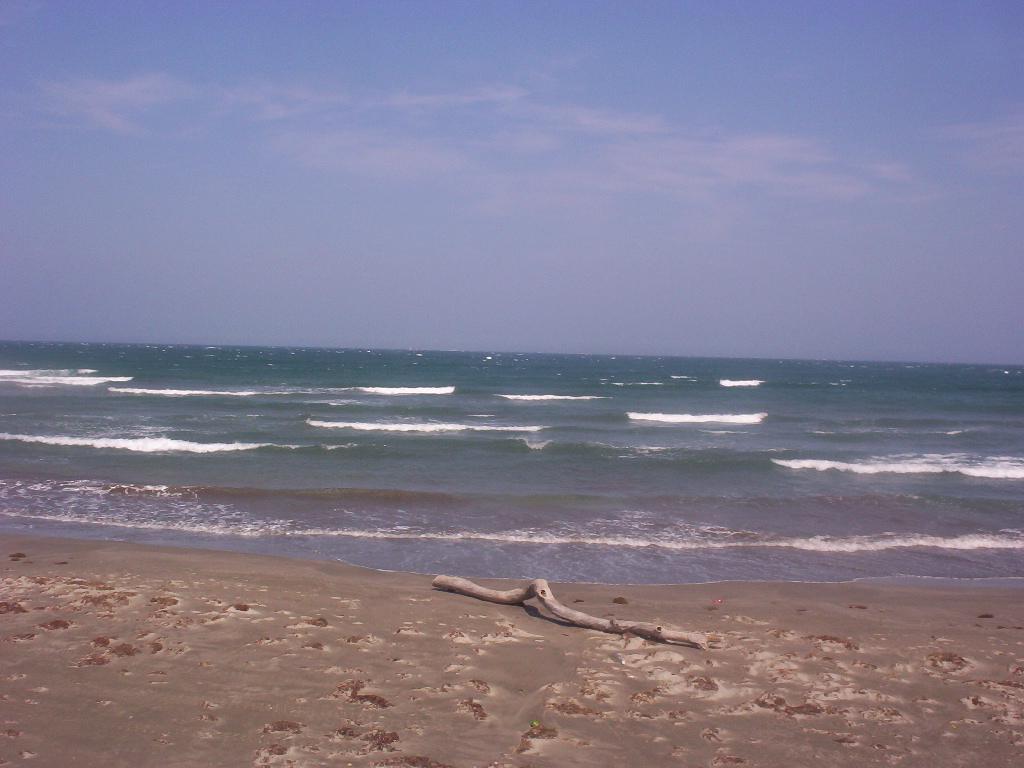 Veracruz Mexico Beach