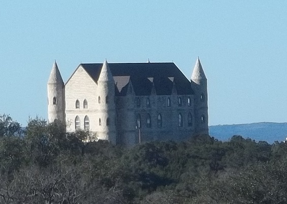 hill country castle