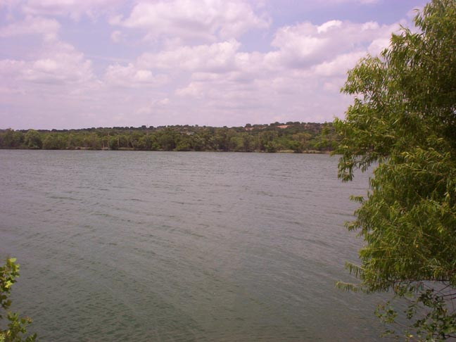 Inks Lake near Burnet Texas   lake