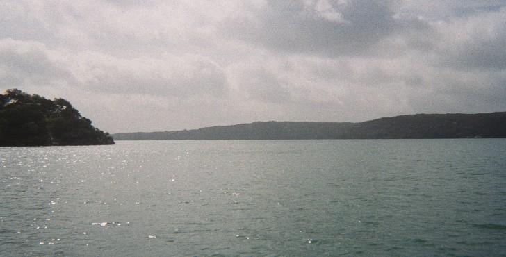 Lake view in Austin TX