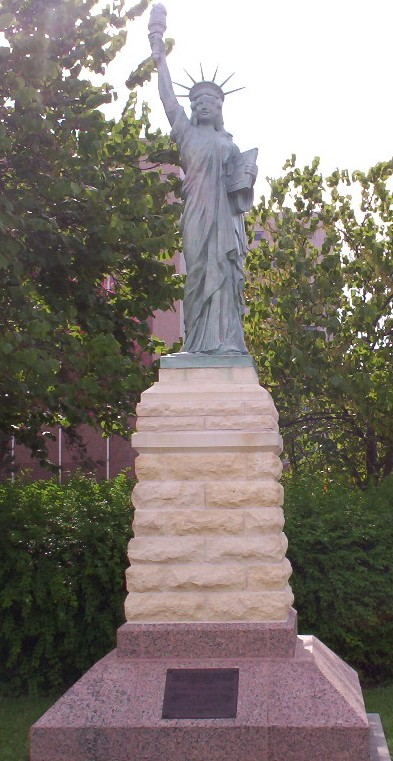 Statue of Liberty in Austin TX