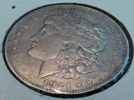 1921silver dollar