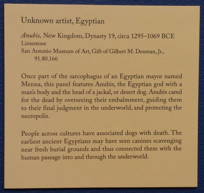 Unknown artist egyption