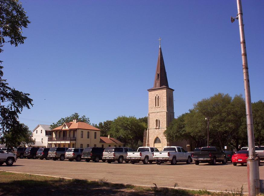 st louis church in castroville