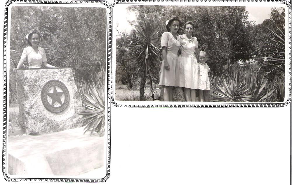 Hondo Texas Jean Savana Joaquinne August 5 1945