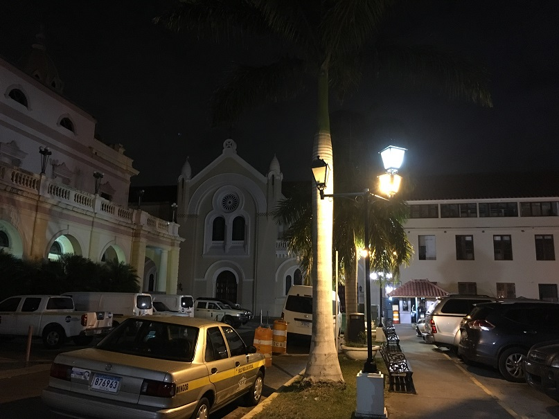 church casco viejo
