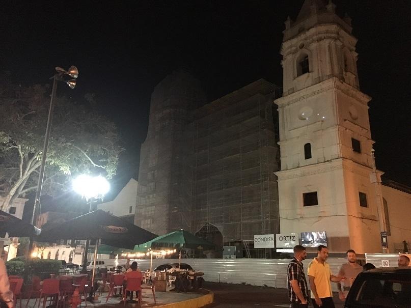 restoration casco viejo