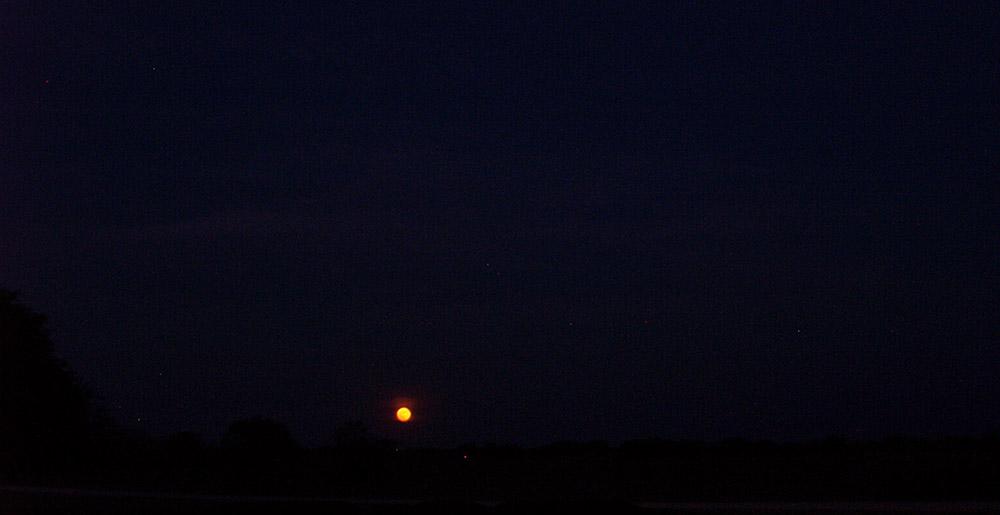 september moonrise in hondo texas