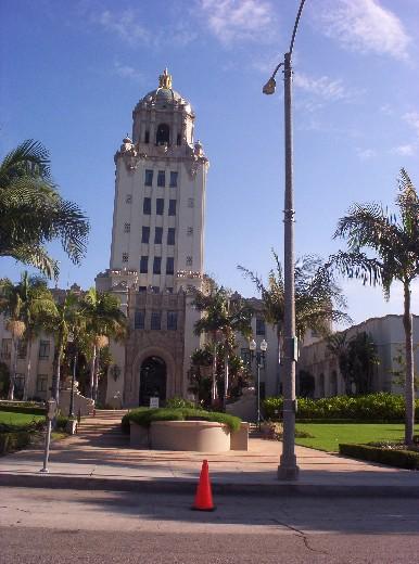 Beverly Hills California   city hall
