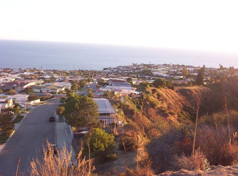 Malibu California   Pacific Ocean