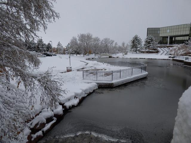 frozen pond denver colorado