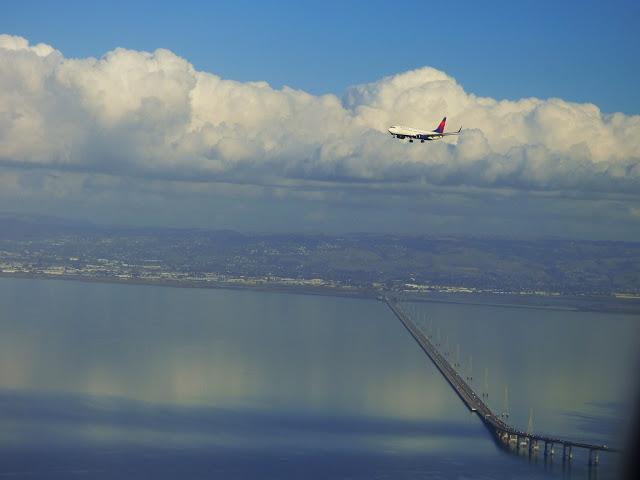 flying seattle to san fran