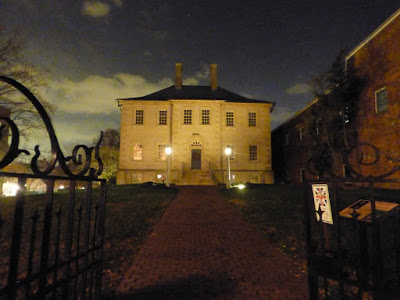 historic alexandria old town carlyle house 1752